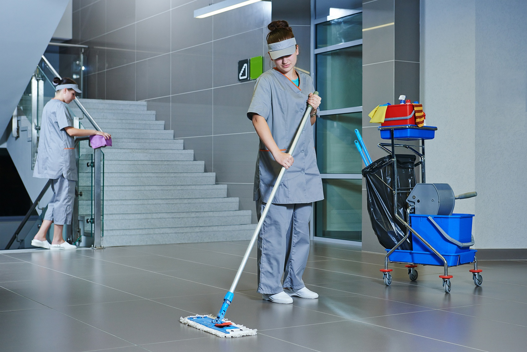 Hall's cleaning service